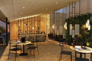 Tama Boutique Hotel Bandung - Lobby