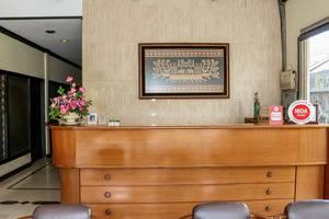 NIDA Rooms Sumur Bandung Kebon Sirih - Resepsionis
