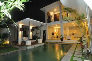 Apple Villa Bali - pool