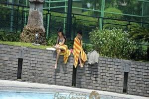 Puteri Gunung Hotel Lembang - Kolam Renang