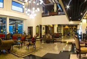 Puteri Gunung Hotel Lembang - Lobby