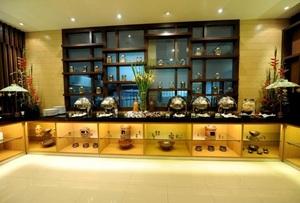Puteri Gunung Hotel Lembang - Restaurant