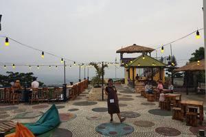 Batuque Malang - cafe roof