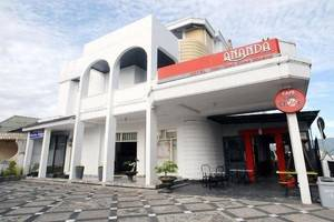 Ananda Hotel Padang - Eksterior