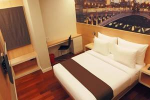 Citihub Hotel at Pecindilan Surabaya - Kamar tamu