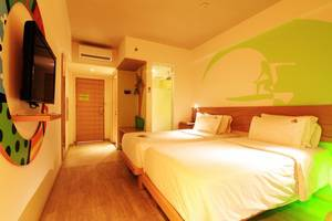 MaxOne Hotels Bukit Jimbaran - Max Happiness Room Twin