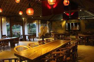Sapulidi Resort Spa & Gallery Bali - Restaurant