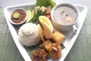 Sempur Park Bogor - Nasi Campur ala Sempur