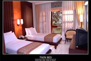 Sari Ater Hotel Subang - Kamar Tamu