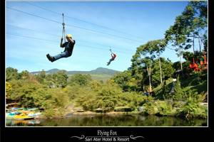 Sari Ater Hotel Subang - Flying Fox