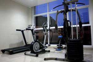 The Eight Hotel Bandung - Ruangan Fitness