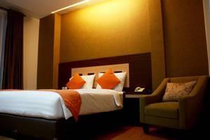 The Eight Hotel Bandung - Kamar tamu
