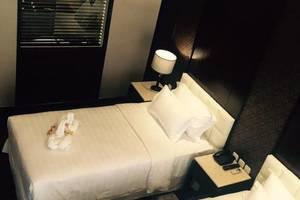 Sheo Resort Hotel Bandung - Deluxe Twin
