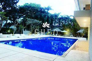 Sheo Resort Hotel Bandung - Pool