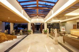 The Lokha Ubud - Lobby & Loung