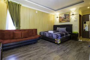 Mifan Waterpark & Resort Syariah Padang Panjang - guest room