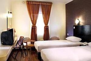 Mervit Hotel Padang - Kamar