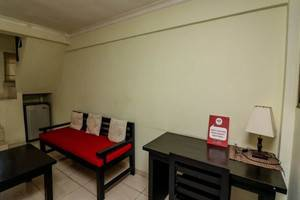NIDA Rooms Pura Demak Sanur - Ruang tamu