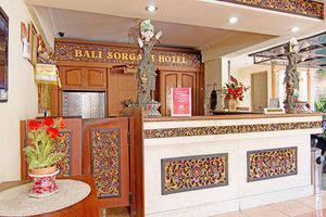 ZenRooms Paradise Legian Hotel Bali - Resepsionis