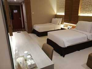 Novena Hotel Bandung Bandung - Deluxe Twin