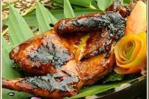 The Green Forest Resort Bandung - Ayam Bakar