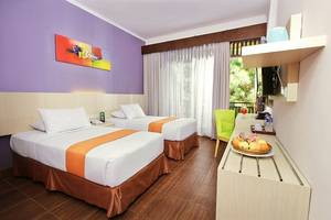 The Green Forest Resort Bandung - Deluxe Twin