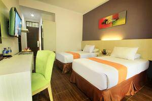 The Green Forest Resort Bandung - Superior Twin