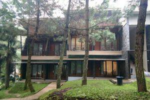 The Green Forest Resort Bandung - Deluxe room