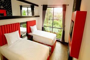 Tune Hotel Yogyakarta - Kamar tamu
