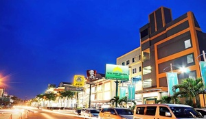 Wiltop Hotel Jambi - managed by BENCOOLEN
