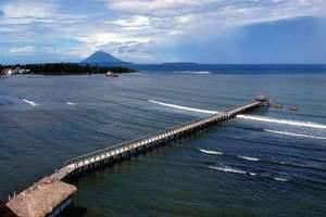 Cocotinos Manado - Pemandangan