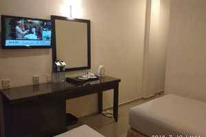 Hotel Grand Zuri Duri - Standard Twin