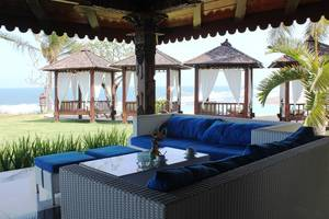 Queen of The South Hotel Parangtritis - lounge