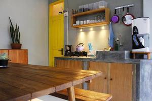 Kamikoti House Yogyakarta - dapur