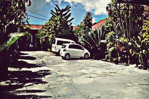 Basana Inn Biak - Area parkir