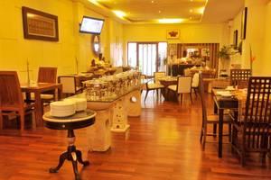Marbella Pool Suites Seminyak - Lounge Sarapan