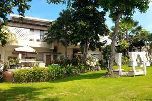 Marbella Pool Suites Seminyak - Garden