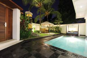 Marbella Pool Suites Seminyak - 3 Bedroom Pool Suite