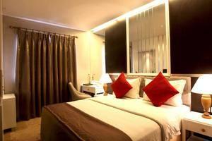 Gino Feruci Hotel Bandung - Kamar Tamu