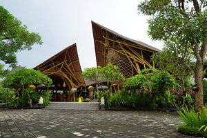 Royal Casa Ganesha Hotel & Spa Ubud Bali - Bamboe Koening Restaurant