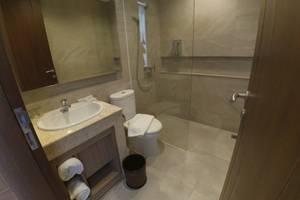 Rivoli Hotel Jakarta - toilet di semua jenis kamar