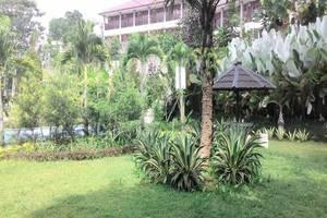 Rizen Kedaton Hotel Bogor - Garden