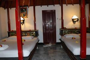 Puri Bunga Beach Cottage Lombok - ROOM