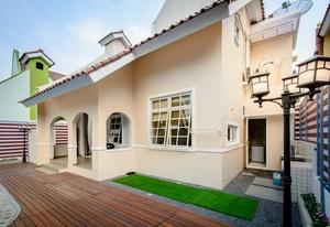 Villa Kota Bunga Puncak 2 Kamar