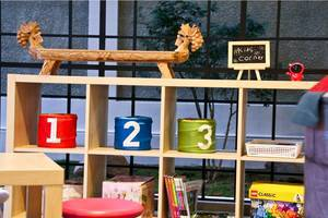 Balcony Hotel Sukabumi - Kids area