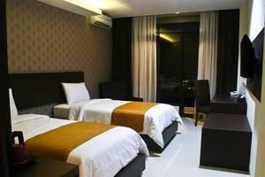 Balcony Hotel Sukabumi - Kamar tidur