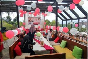 Balcony Hotel Sukabumi - Cafe