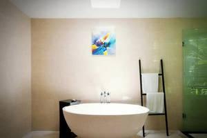 Kebun Villas & Resort Lombok - Kamar mandi