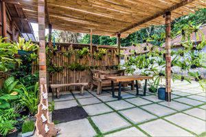 ZEN Premium Ubud Nyuh Bojog Bali - Teras