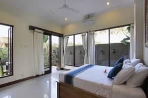 Nang Ade Ubud Villa Bali - Kamar tamu